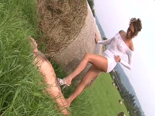Gia Tyler outdoor domination fun