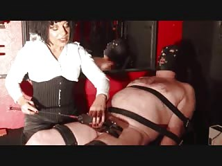 CBT punishment from an evil mistress