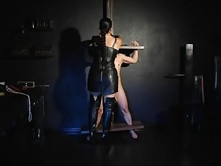 Slave has no escape in cruelty of his mistress