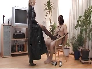 Dominant mistress Lady Estelle