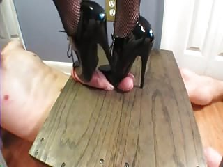 6 inches demonic heel