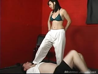 Tough mistress hurting loser ones