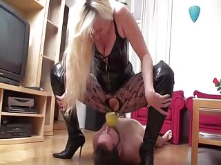 Female domination picture over men